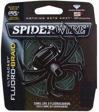 Шнур Spider Wire Ultracast Fluorobraid Green New