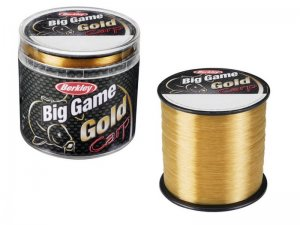 Леска Berkley Big Game Gold Carp ― Mirsnastey