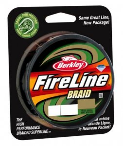 Шнур Berkley FireLine Braid MOSS GREEN NEW ― Mirsnastey
