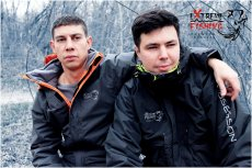 Костюм Extreme Fishing SUBZERO OBSESSION темп.режим -30*С + флисовая кофта SUBZERO OBSESSION