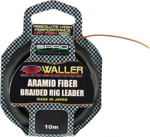 Поводковый шнур Spro Big Waller Aramid Fiber Catfish Rig Mate ― Mirsnastey