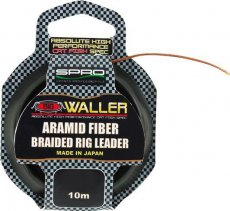 Поводковый шнур Spro Big Waller Aramid Fiber Catfish Rig Mate