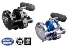 Катушка мульт Spro SB Reel 2-Speed 8.000